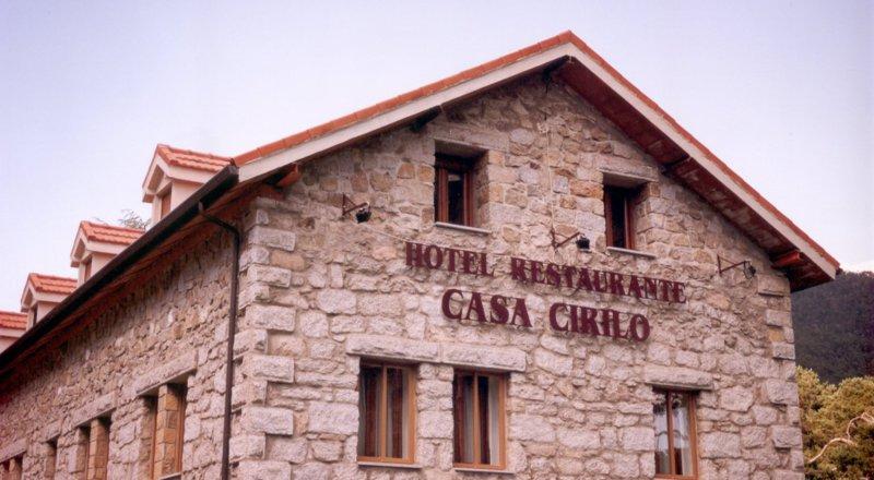 HOTEL RURAL RESTAURANTE CASA CIRILO