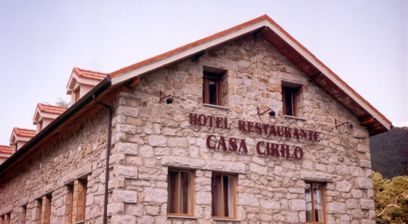 Hotel Rural Restaurante Casa Cirilo Tarifas